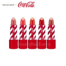 THE FACE SHOP Coca Cola Lipstick 3.5g [Coca Cola Edition]